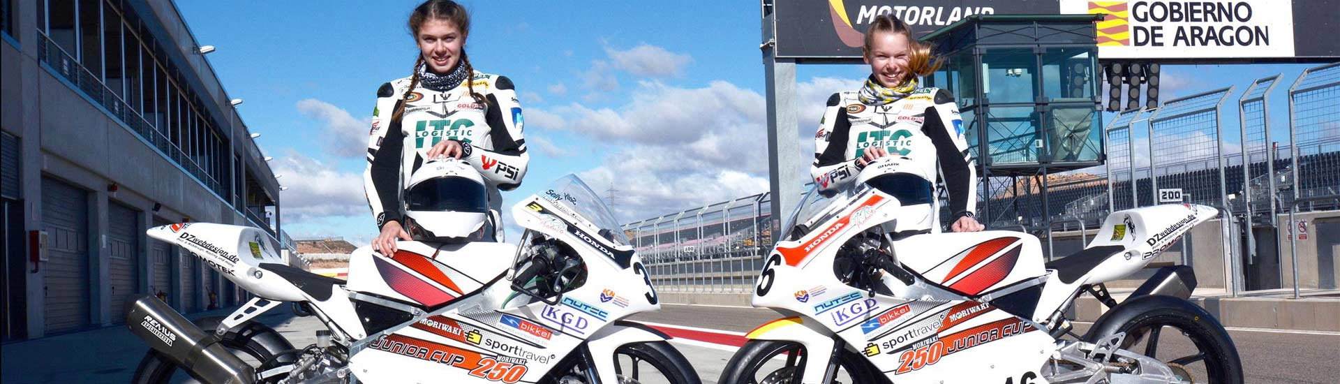 WT-Racing Team Slider Moriwaki